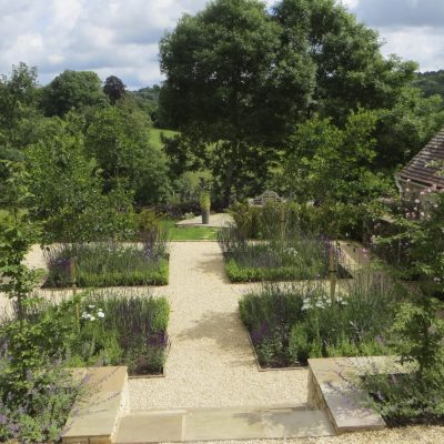 The Summers Garden